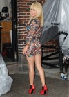 Hayden Panettiere In Tight Dress at The Late Show With David Letterman 2013-21