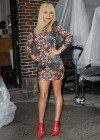 Hayden Panettiere In Tight Dress at The Late Show With David Letterman 2013-28