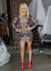 Hayden Panettiere In Tight Dress at The Late Show With David Letterman 2013-31