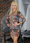 Hayden Panettiere In Tight Dress at The Late Show With David Letterman 2013-32