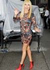Hayden Panettiere In Tight Dress at The Late Show With David Letterman 2013-33