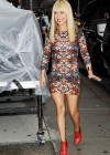 Hayden Panettiere In Tight Dress at The Late Show With David Letterman 2013-40