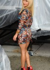 Hayden Panettiere In Tight Dress at The Late Show With David Letterman 2013-44