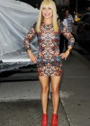 Hayden Panettiere In Tight Dress at The Late Show With David Letterman 2013-55