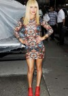 Hayden Panettiere In Tight Dress at The Late Show With David Letterman 2013-56