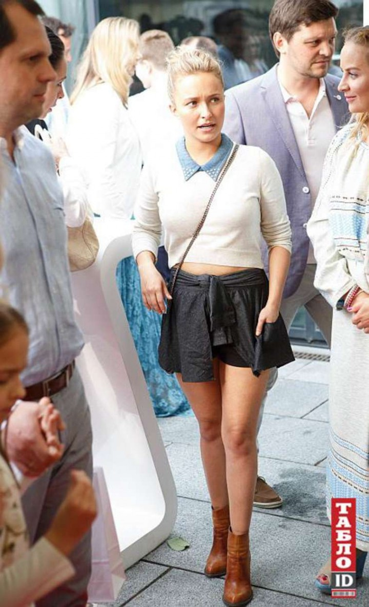 Hayden Panettiere in Ukraine -01