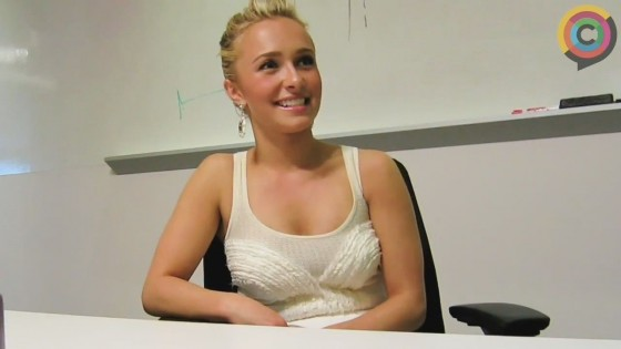 Hayden Panettiere – Interview for Canadacom-04