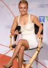 Hayden Panettiere Hot in White Tight Dress at CTV Upfront in Toronto-14