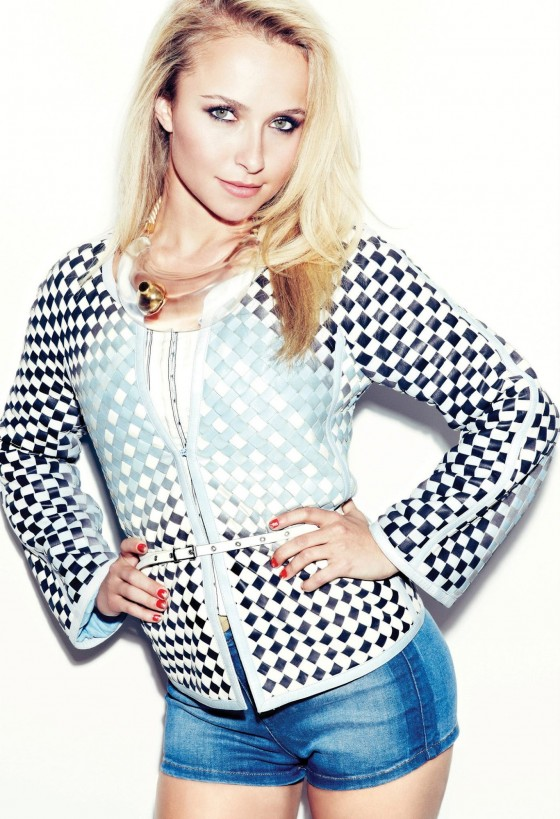 Hayden Panettiere - Nylon Magazine 2013 HQ -06