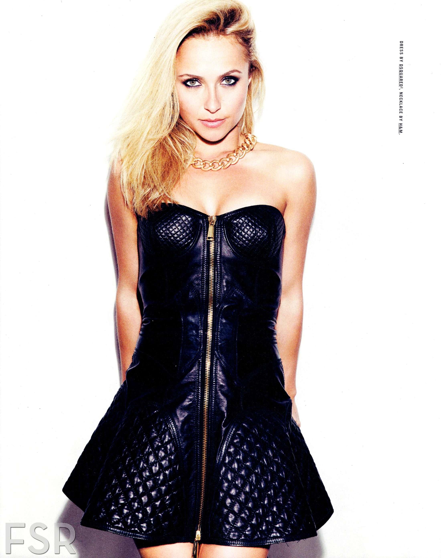Hayden Panettiere 2013 : Hayden Panettiere – Nylon Magazine March 2013 -05