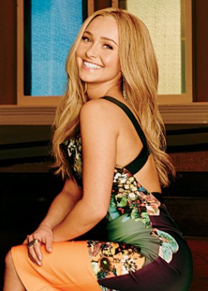 Hayden Panettiere: Southern Living Magazine -02