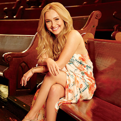 Hayden Panettiere: Southern Living Magazine -06