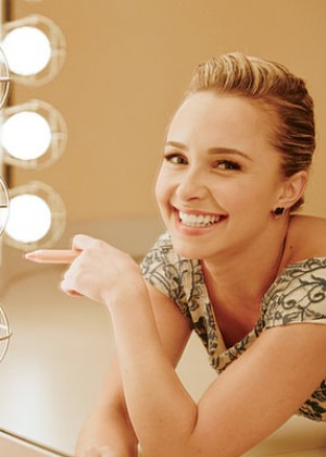 Hayden Panettiere: Southern Living Magazine -12