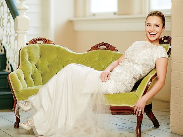 Hayden Panettiere: Southern Living Magazine -20