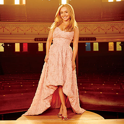 Hayden Panettiere: Southern Living Magazine -32