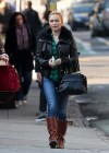 Hayden Panettiere - Tight Jeans in NY-08