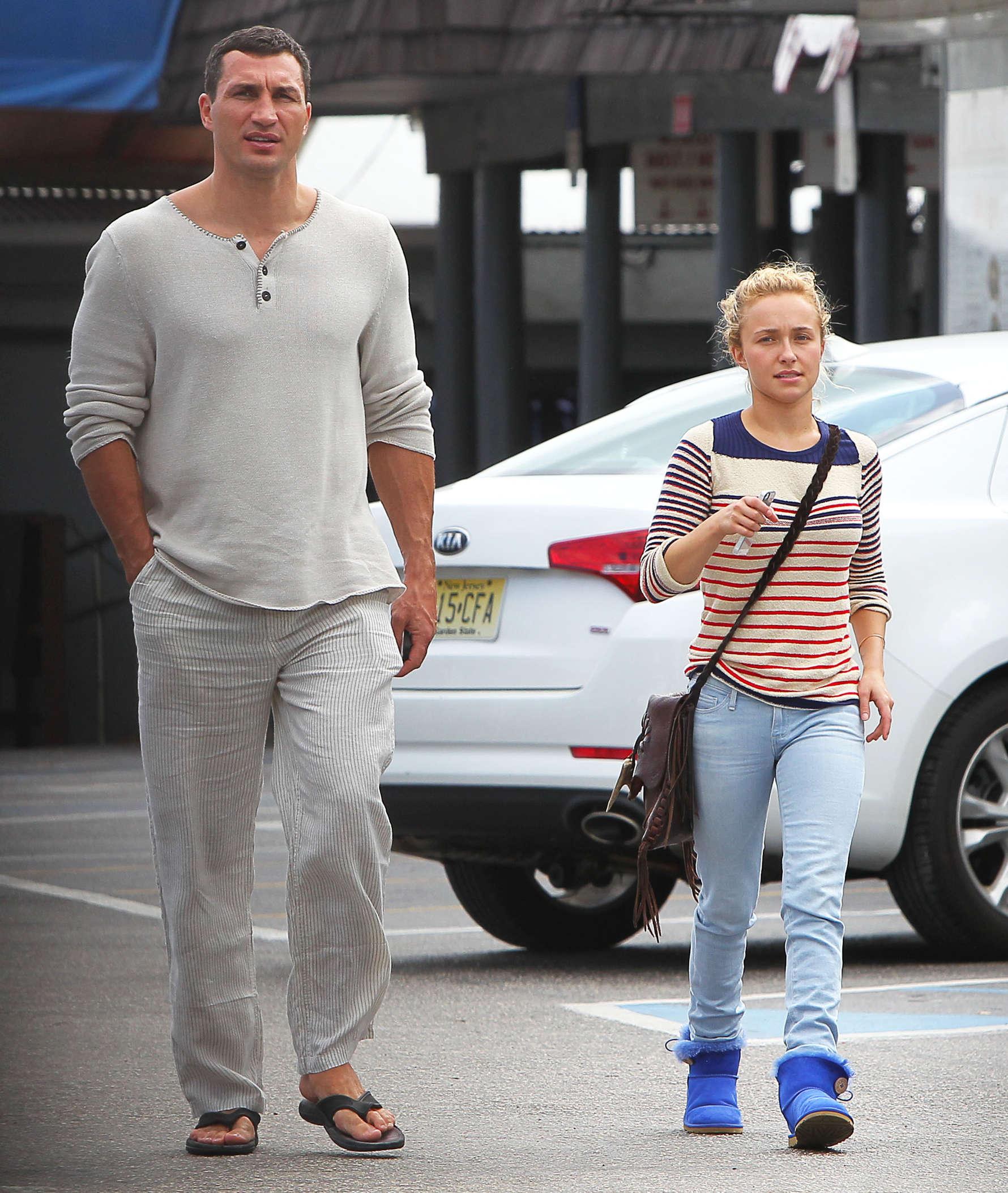 Hayden-Panettiere-with-Wladimir-Klitschk