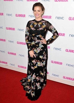 Hayley Atwell - 2014 Glamour Women of the Year Awards in London -05