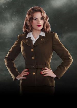 Hayley Atwell - 'Agent Carter' Promos & Stills