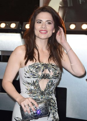 Hayley Atwell: Premiere Captain America: The Winter Soldier -05