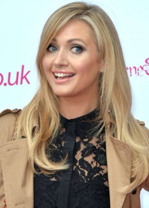 Hayley McQueen - Fearne Cotton for Very.co.uk Photocall And Fashion Show in London