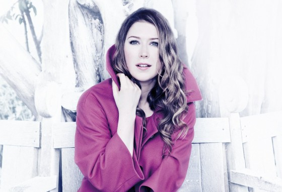 Hayley Westenra – Winter Magic photoshoot-04