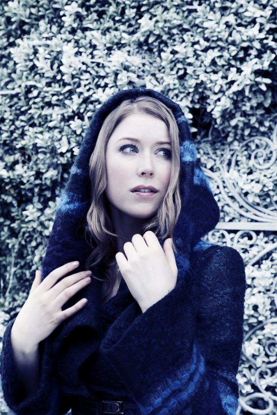 Hayley Westenra – Winter Magic photoshoot-05