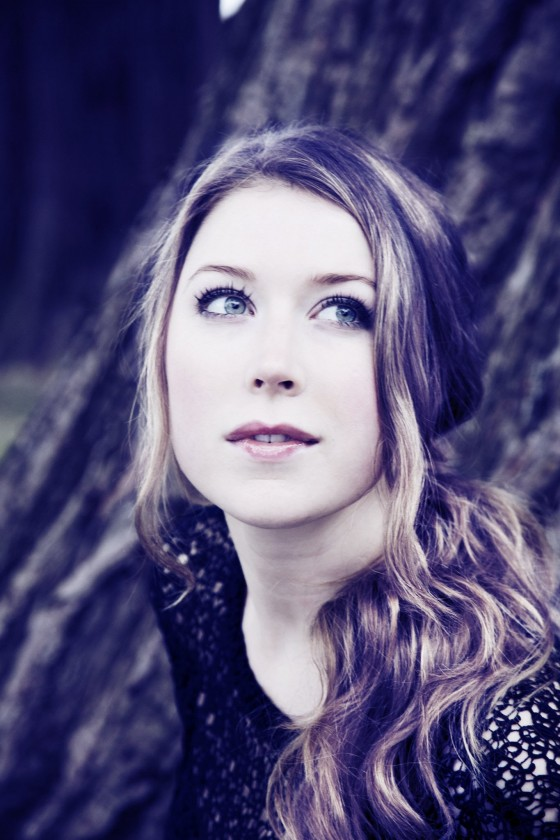 Hayley Westenra – Winter Magic photoshoot-07
