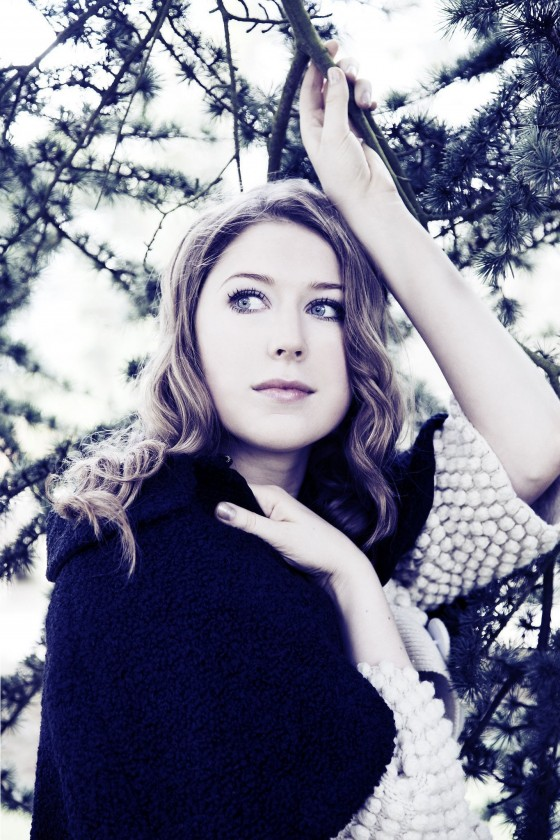 Hayley Westenra – Winter Magic photoshoot-08