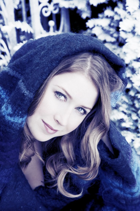 Hayley Westenra – Winter Magic photoshoot-12