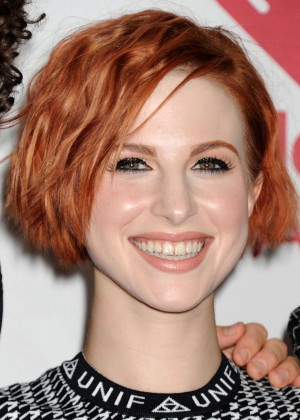 Hayley Williams - 2014 iHeartRadio Music Festival in Las Vegas