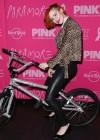 Hayley Williams: 2013 PINKTOBER Campaign -06