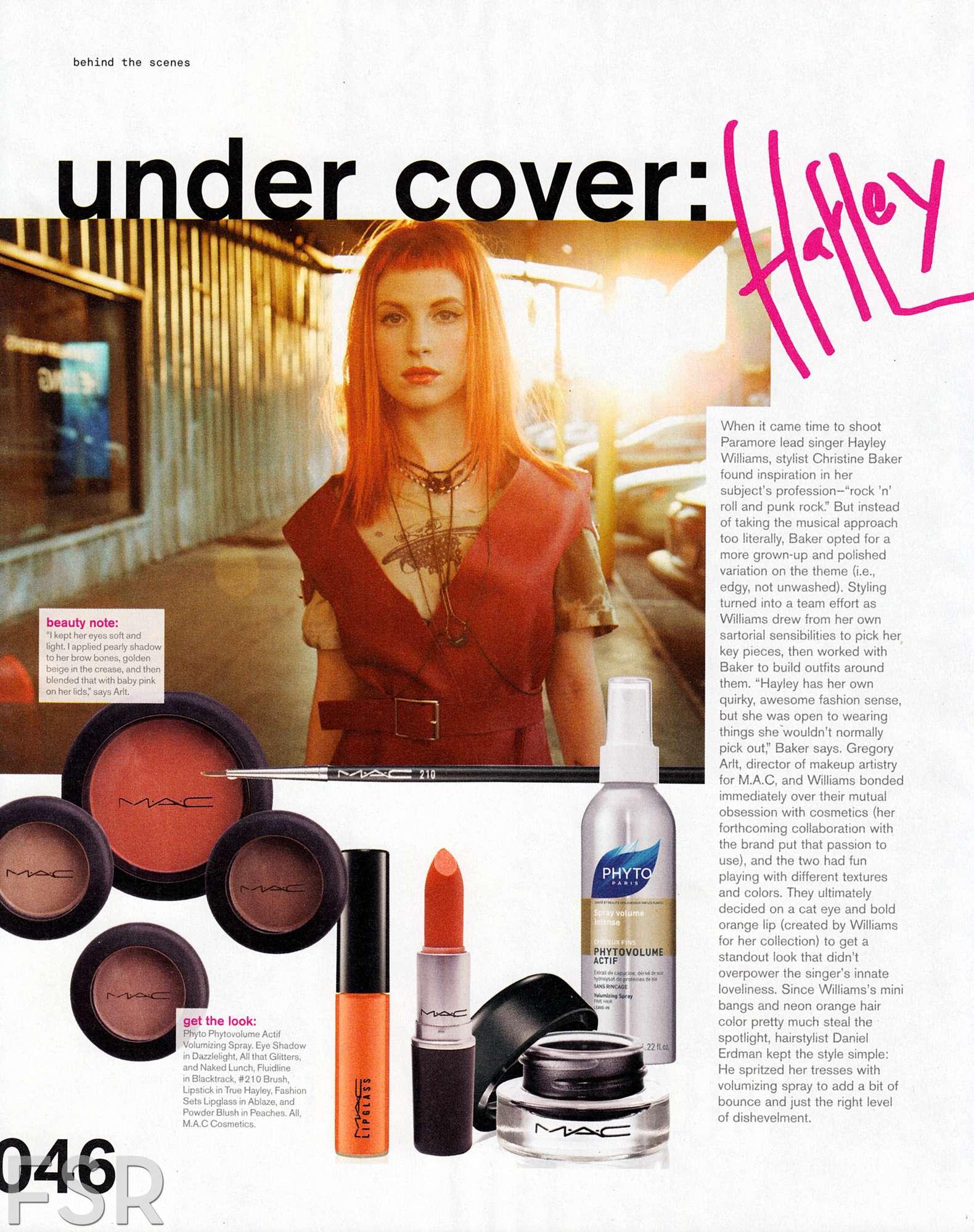 Hayley Williams 2013 : Hayley Williams – Nylon 2013 -05