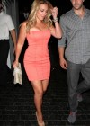 Haylie Duff - Hot and busty in Short Dress in West Hollywood