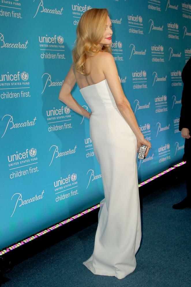 Heather Graham 2014 : Heather Graham: 2014 UNICEF Snowflake Ball -06