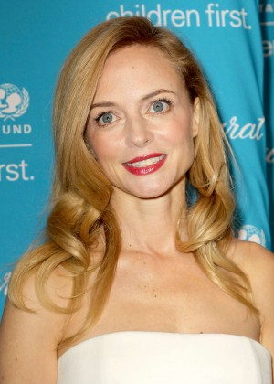 Heather Graham - 10th Annual UNICEF Snowflake Ball in NY