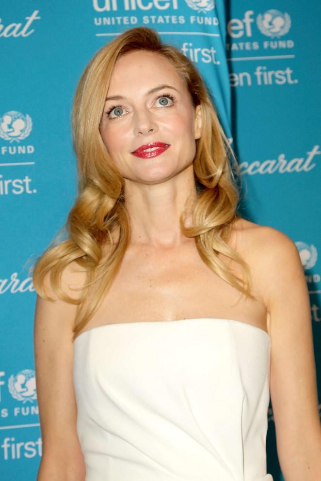 Heather Graham 2014 : Heather Graham: 2014 UNICEF Snowflake Ball -13