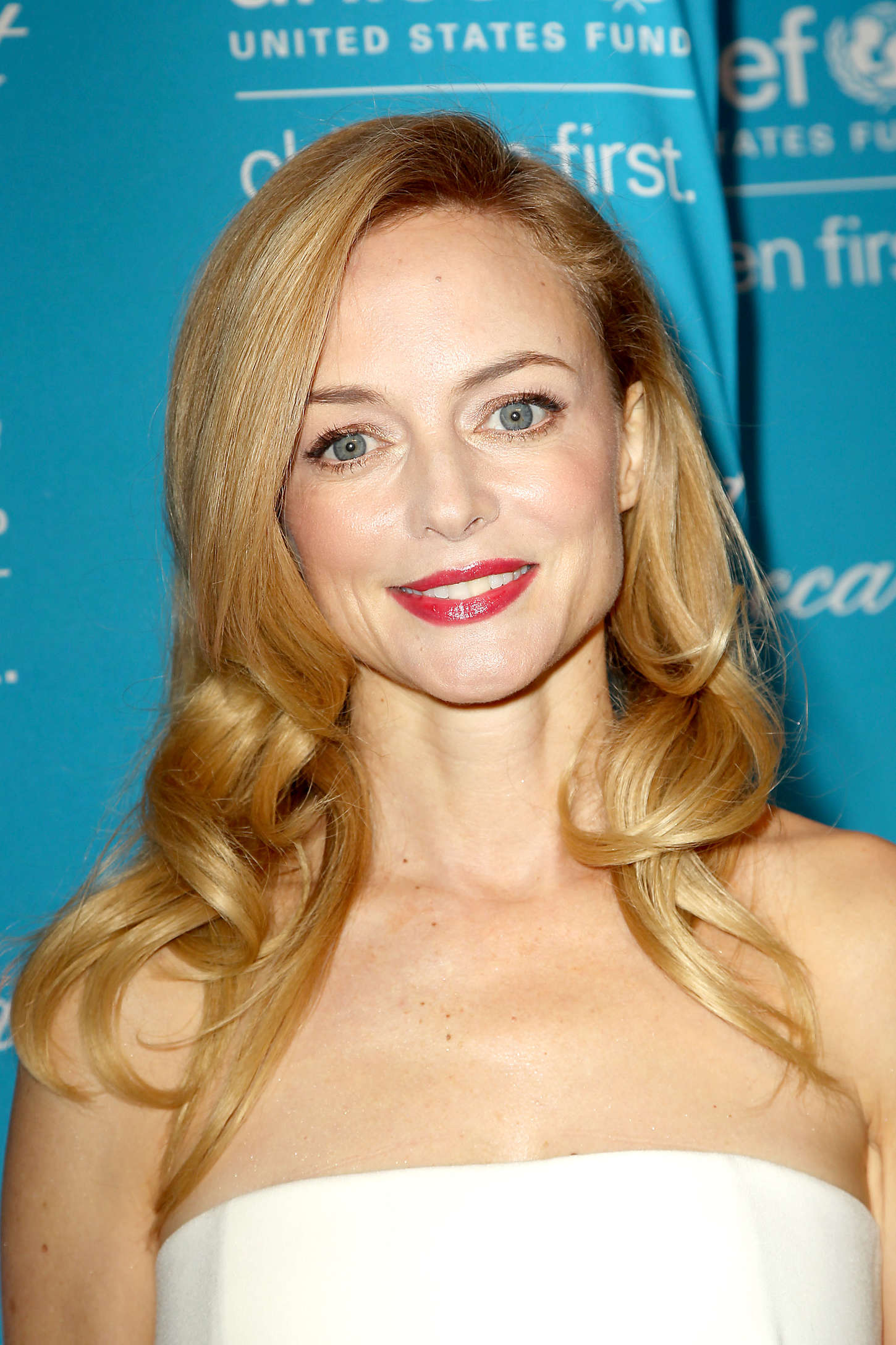 Heather Graham 2014 : Heather Graham: 2014 UNICEF Snowflake Ball -16