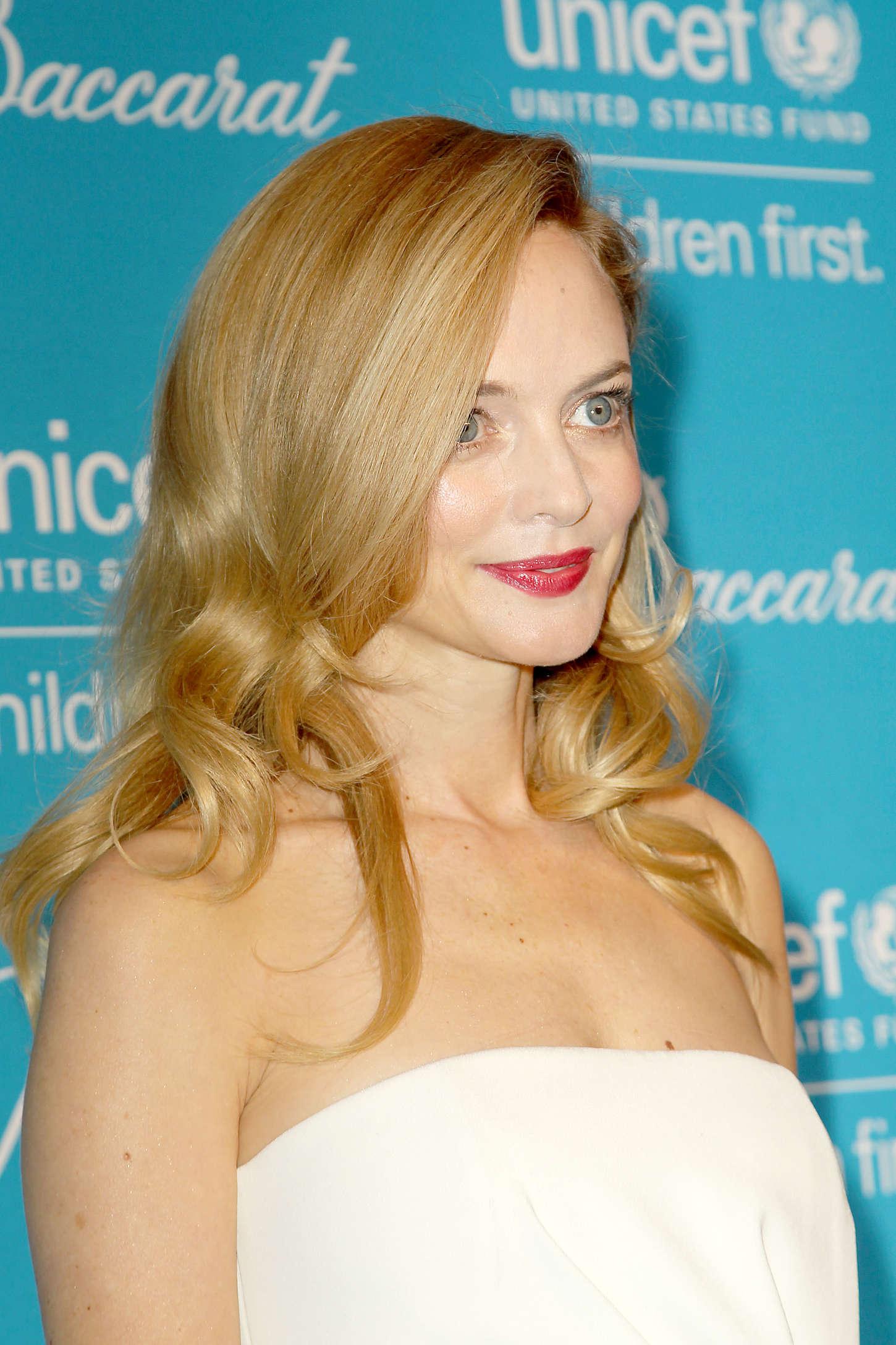 Heather Graham 2014 : Heather Graham: 2014 UNICEF Snowflake Ball -17