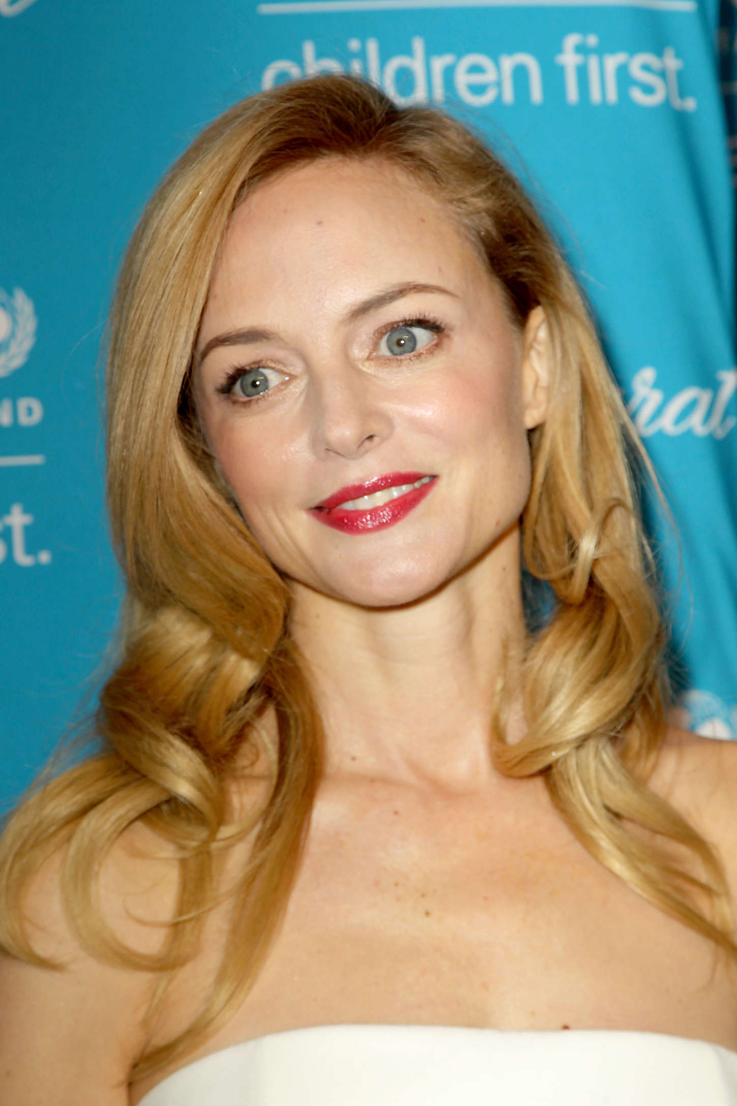 Heather Graham 2014 : Heather Graham: 2014 UNICEF Snowflake Ball -19