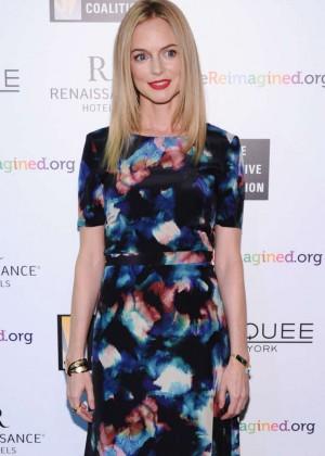 Heather Graham - Creative Coalition's Spotlight Awards Dinner Gala in NYC