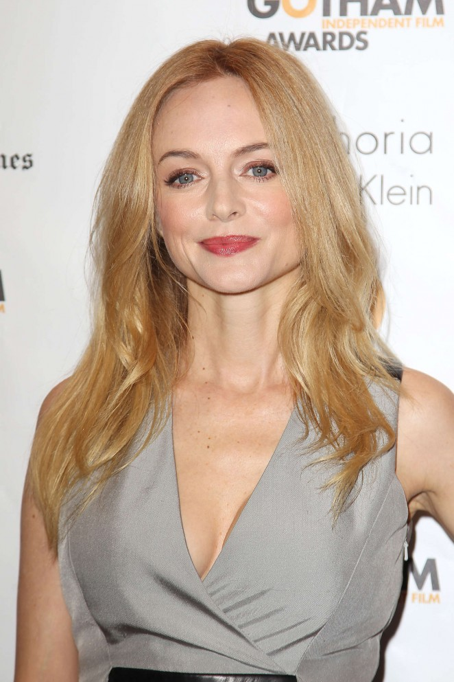 Heather Graham - 24th Annual Gotham Independent Film Awards in NYC