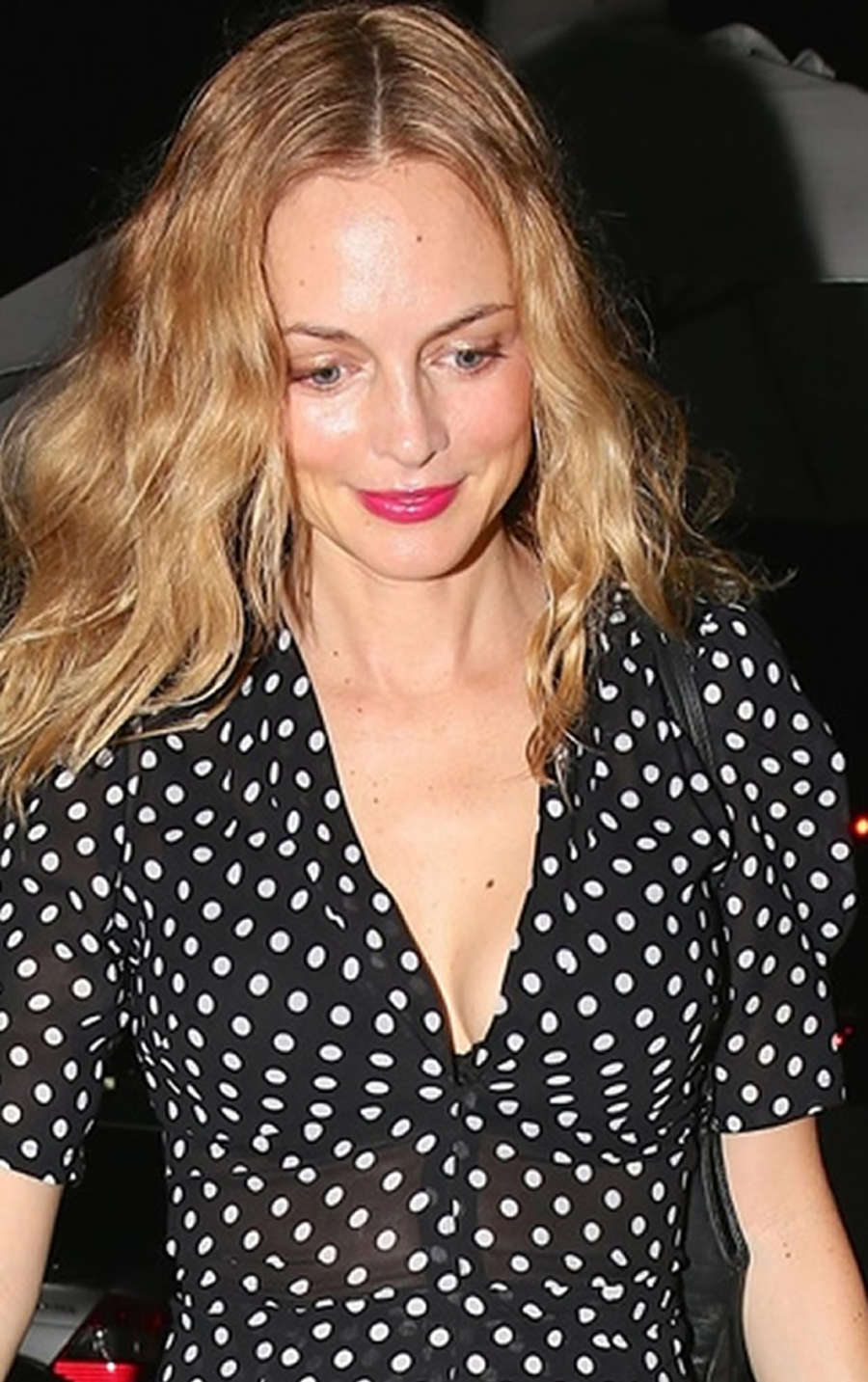 Heather Graham 2014 : Heather Graham in Long Dress -10