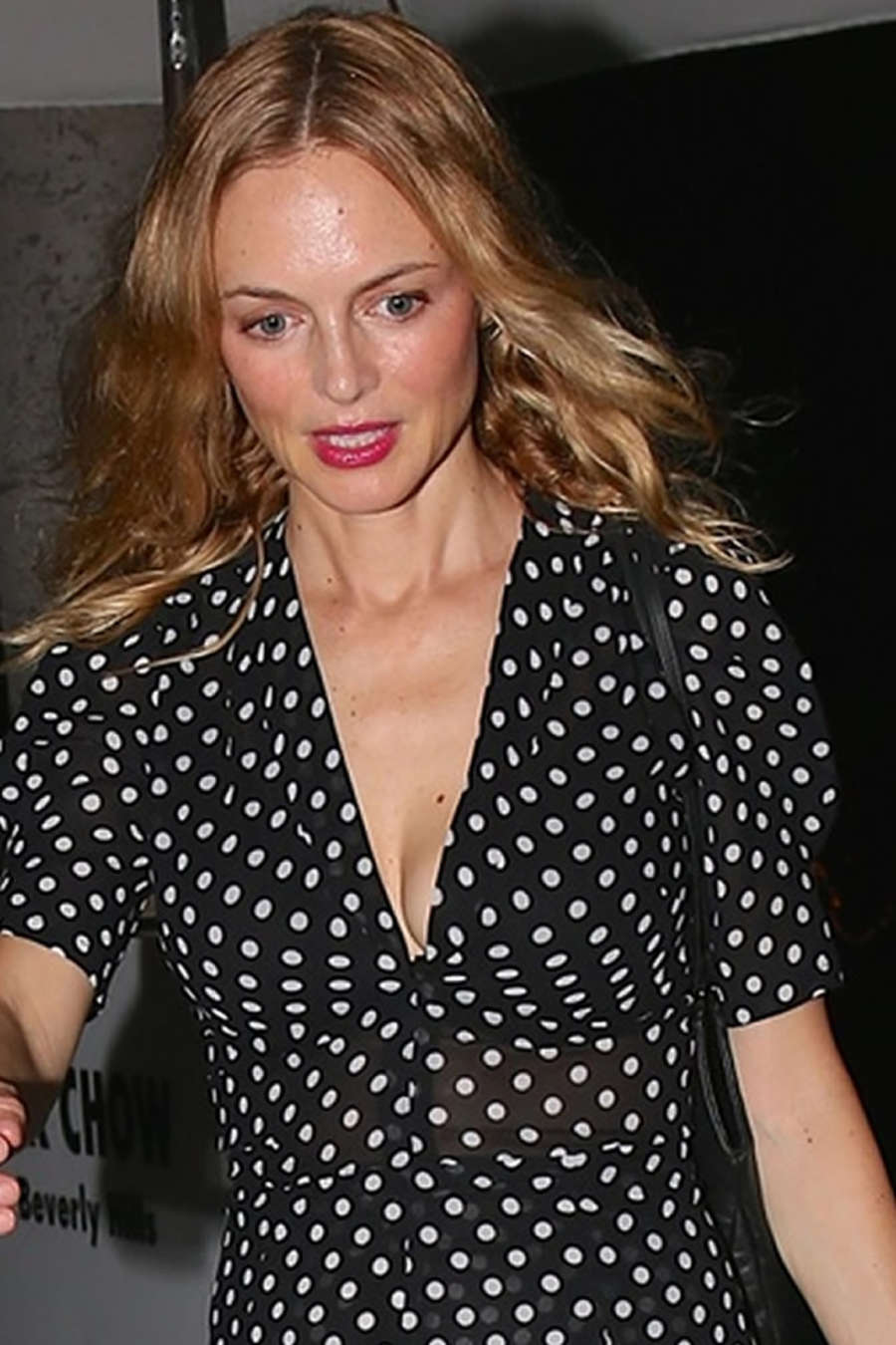Heather Graham 2014 : Heather Graham in Long Dress -13
