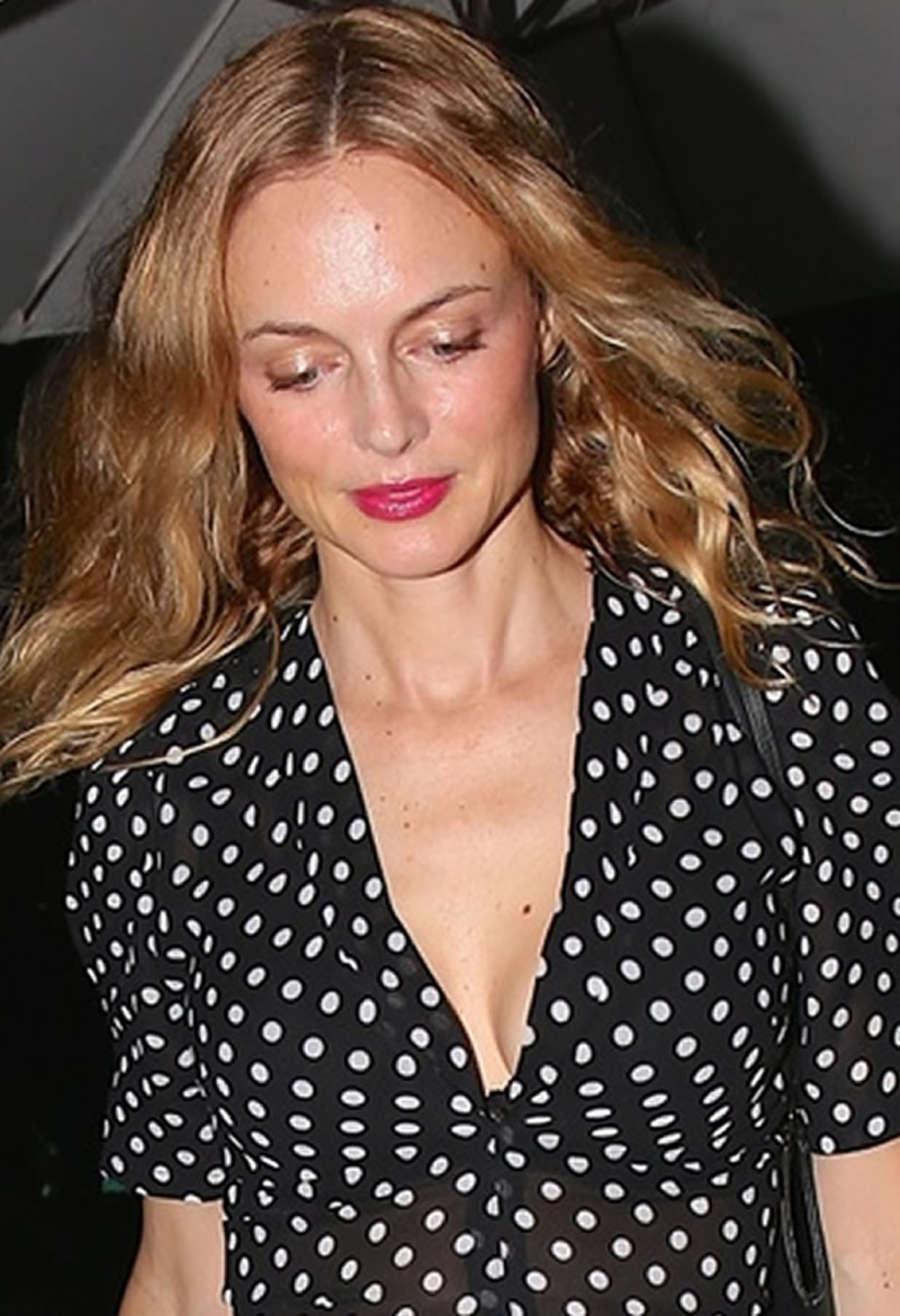 Heather Graham 2014 : Heather Graham in Long Dress -20