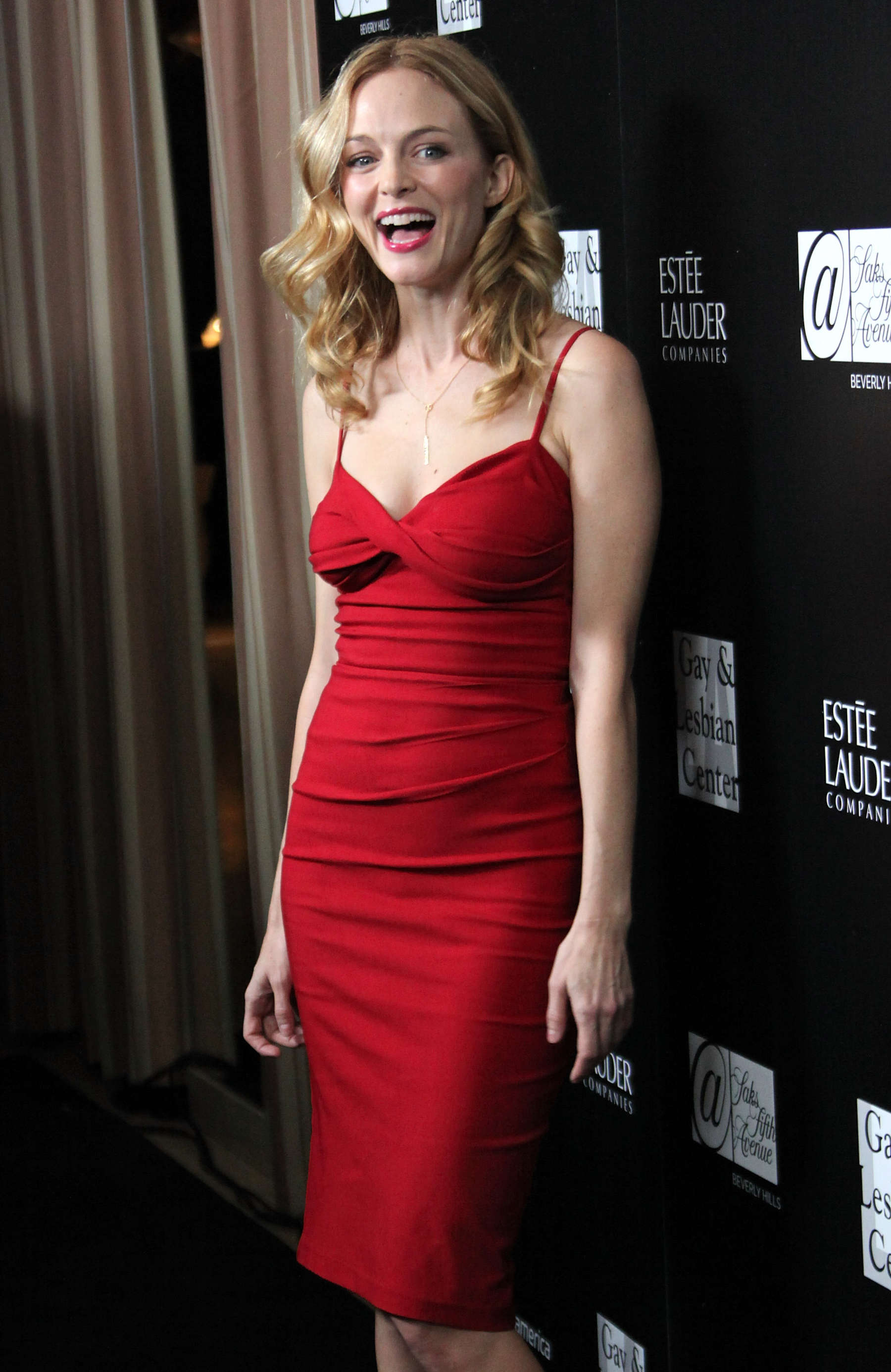 Heather Graham Hot hheather graham - hot at los angeles gay and lesbian center
