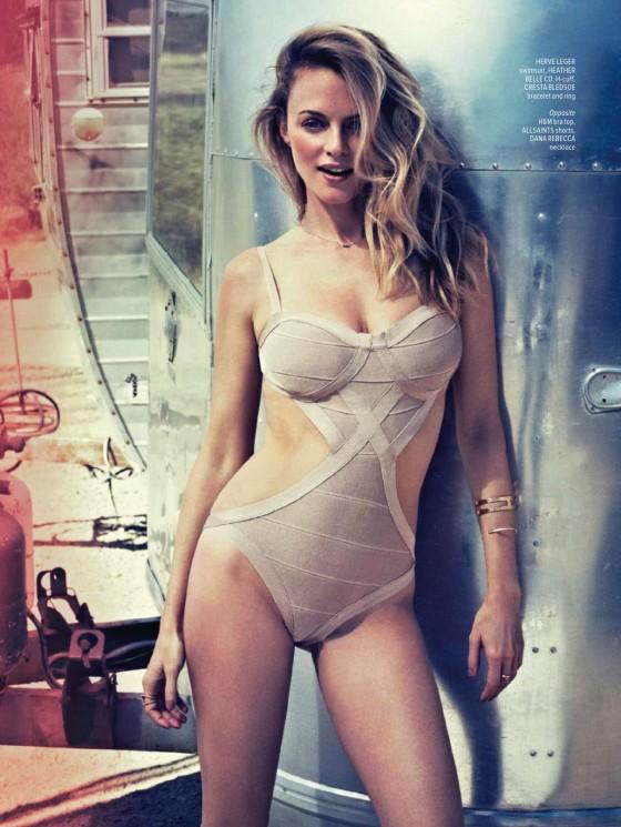 Heather Graham: Maxim India 2014 -03