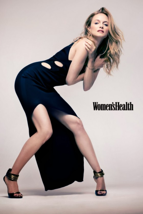 Heather Graham – Women's Health (November 2013)