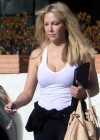 Heather Loclear Out and about in Beverly Hills