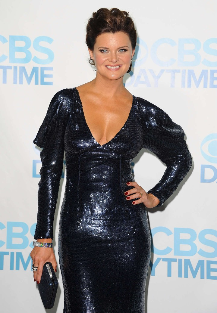 Heather Tom: 2014 Daytime Emmy Awards After Party -04